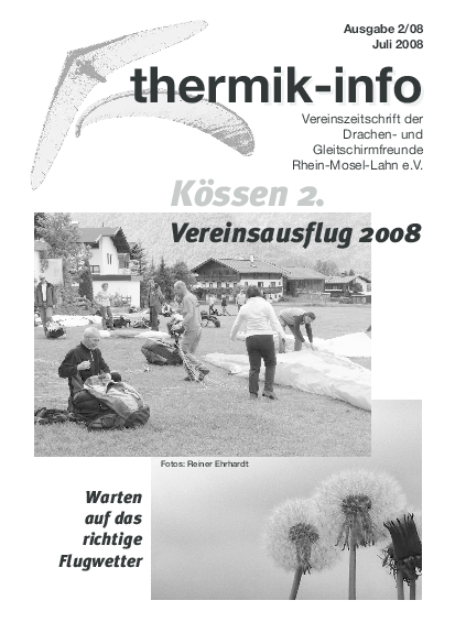 Thermik-Info 2008-2